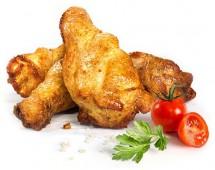 Крылья куриные оригинальные, 4 шт.