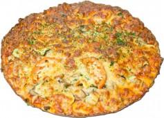 Пицца Вегетарианская с брокколи, 1 кусок