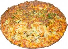 Пицца Времена года, целая