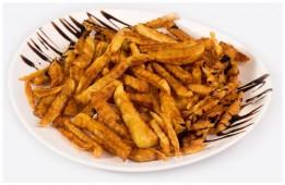 Картошка фри по-деревенски