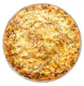 Пицца Мясная по-домашнему, 24 см.