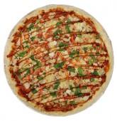 Пицца курочка барбекю, 24 см.