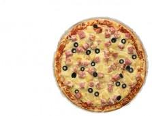 Пицца Гавайская, 24 см.