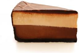 Чизкейк Два шоколада