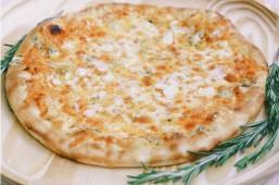 Пицца 4 сыра, 24 см.