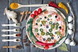Пицца Диабло, 32 см.