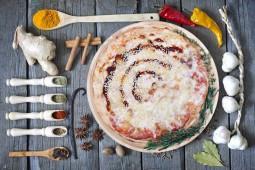 Пицца Гавайская-Классическая, 32 см.