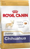 Корм Royal Canin Chihuahua Junior, 500 гр.