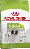 Корм Royal Canin X-Small Adult, 500 гр.