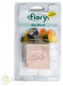 Корм Fiory Big-Block Био-камень для птиц, 55 гр.