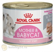 Консервы Royal Canin Babycat Instinctive паштет, 1 шт.