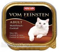 Консервы Animonda Vom Feinsten Adult, мультимясной коктейль, 1 шт.