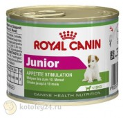 Консервы Royal Canin Junior, 1 шт.