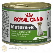 Консервы Royal Canin Mature + 8, 1 шт.