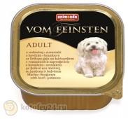 Консервы Animonda Vom Feinsten Adult Dog, с гов-ой и картофелем, 1 шт.