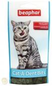 Подушечки д/чистки зубов кошек Beaphar Cat-A-Dent Bits