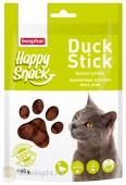 Beaphar Happy Snack Ароматные кусочки мяса утки для кошек