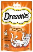 Dreamies Лакомые подушечки со вкусом курицы, 30 гр.