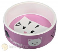 Миска для кошек Trixie \