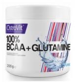 Ostrovit BCAA +GLUTAMINE, 200 гр.