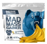 MAD MASS GAINER Банан, 2 кг.