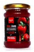 Джем без сахара Slim Jam, клубника