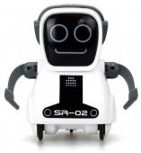 Робот Покибот белый, квадратный