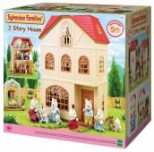 Набор Sylvanian Families Трехэтажный дом