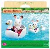 Набор Sylvanian Families Лодка-лебедь