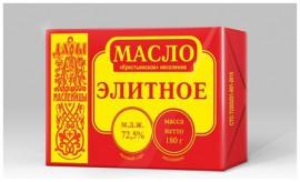 Масло Элитное, 180 гр.