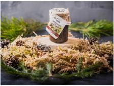 Кедровое варенье из измельченных кедровых шишек, 250 гр.