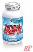BCAA + Glutamine 800 130 caps IRONMAXX
