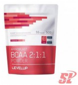 Aminoblast BCAA Powder 500g LevelUp