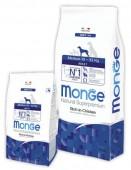 Monge Dog Medium Adult корм д/взрослых собак средних пород, 3 кг.