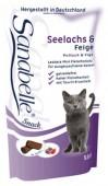 Sanabelle Snack с сайдой лакомство для кошек, 55 гр.