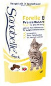 Sanabelle Snack с форелью лакомство для кошек, 55 гр.