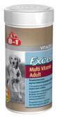 8in1 Excel Multi Vit - Adult, 70 т.