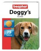 Beaphar Doggy's Liver, 75 табл.