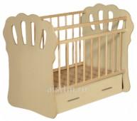 Кровать детская MARINA маятник, ящик