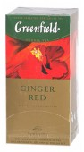 Greenfield Ginger, Red чай