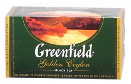 Greenfield Colden Ceylon, черный чай