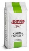 Carraro Crema Espresso кофе в зернах