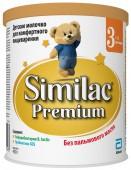 Молочко детское Similac Premium 3 с 12 месяцев, 400 г, 1 шт.
