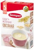 Каша Semper молочная Овсяная