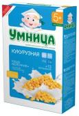 Каша Умница молочная Кукурузная
