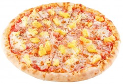 Пицца Гавайская.