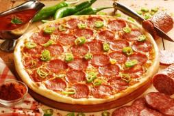 Пицца Дьявола.