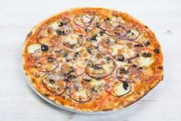 Пицца Ортолана.